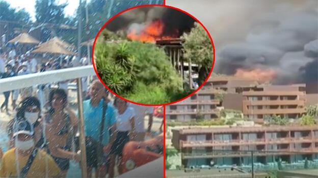 Son dakika: Peş peşe orman yangın haberleri! Bakanlardan açıklamalar