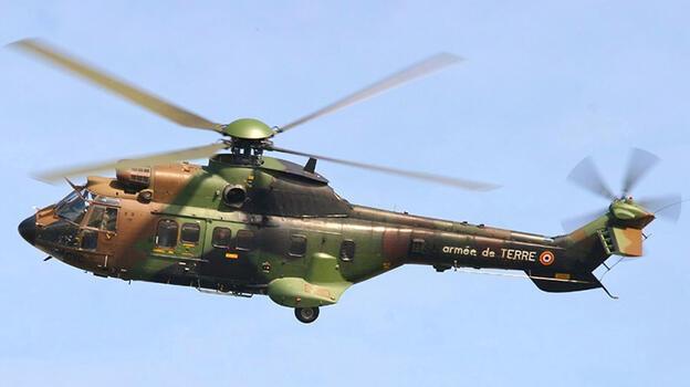 Ekvator Ginesi, Fransız askeri helikopterini alıkoydu!
