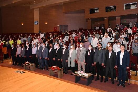 Muhsin Yazıcıoğlu Kültür Merkezi, törenle açıldı