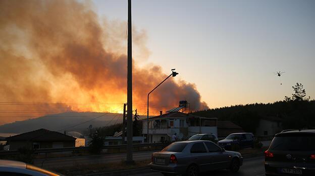 Muğla'dan nefes aldıran haber! Yangın kontrol altına alındı