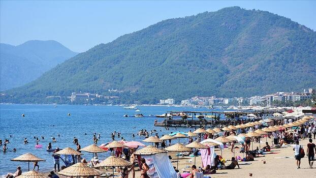 Türkiye'nin turizm geliri 3 milyar doları geçti