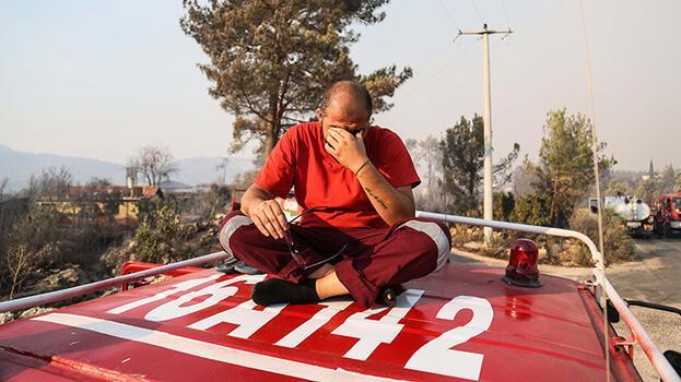 Manavgat'taki büyük yangın 3'üncü gününde!