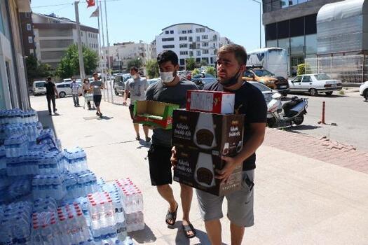 Antalya, Manavgat için tek yürek