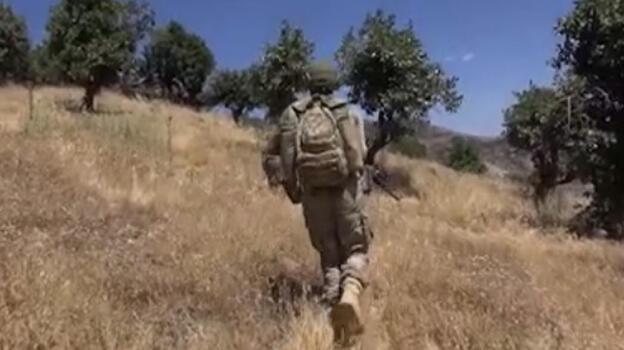 MSB: Saldırı hazırlığındaki 2 terörist etkisiz hale getirildi