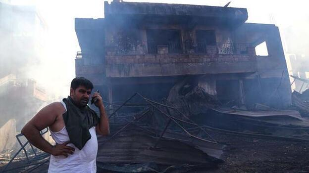 İran'dan Türkiye'deki yangınlar nedeniyle dayanışma mesajı
