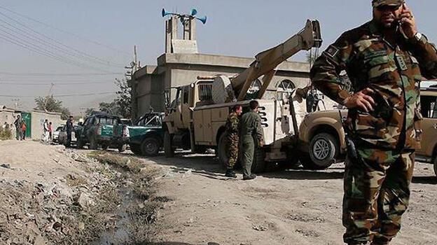 Afganistan'daki BM ofisine saldırı: Can kaybı var