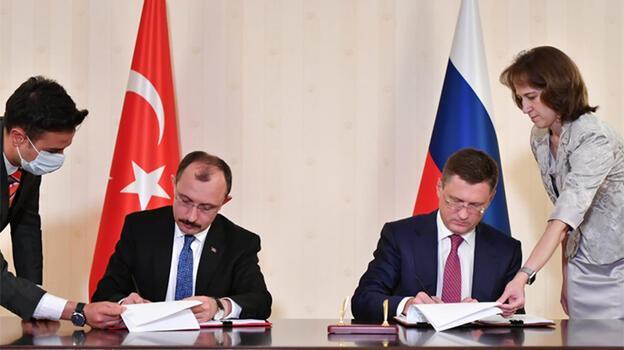 Türkiye ile Rusya ticaretinde önemli adım! İmzalar atıldı