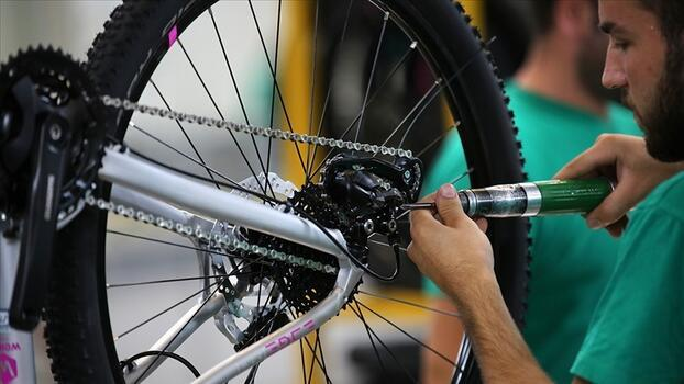 Türkiye'nin bisiklet ihracatı arttı