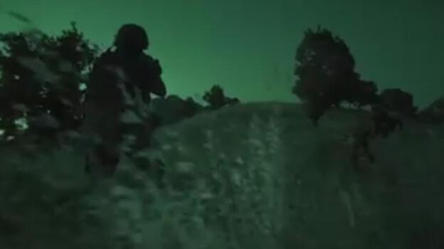 Fırat Kalkanı bölgesinde çatışma! PKK'lılar vuruldu