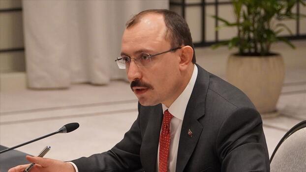 Bakan Muş: Rusya ile ticareti dengeli bir şekilde geliştirmek istiyoruz