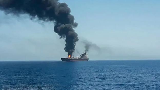 İsrail gemi saldırısı için İran'ı suçladı!