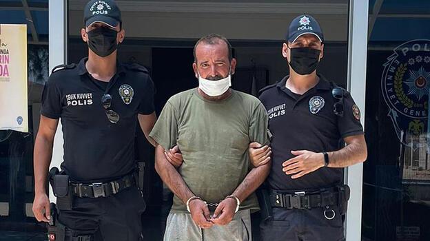 Cinayetten aranan Abdurrahman Apçin, Didim'de yakalandı