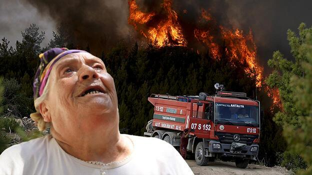 Son Dakika Haberleri: Alevler hızla ilerliyor! İşte dakika dakika son durum...