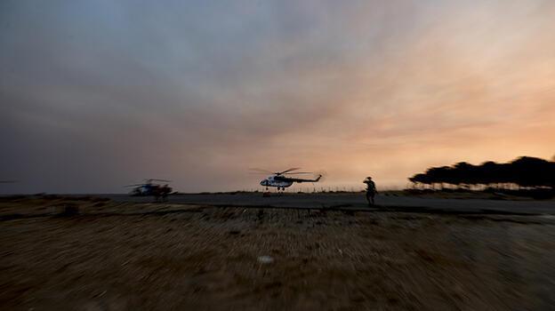 Yangından etkilenen alanlar 'afet bölgesi' ilan edildi
