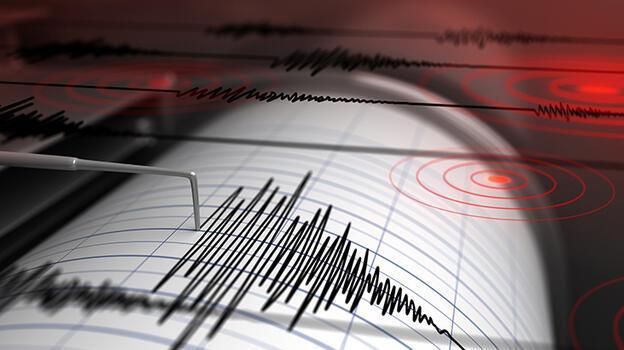Son dakika! Ege Denizi'nde şiddetli deprem