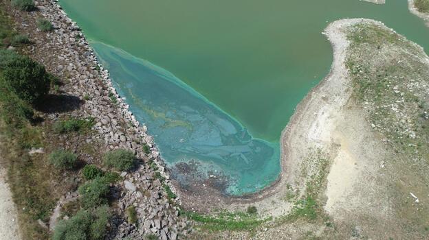 İSKİ'den Sazlıdere Barajı'ndaki renk değişimiyle ilgili açıklama