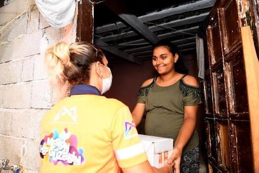Büyükşehir, 'Mersin Hamile Bakım Sütü Projesi' başlattı