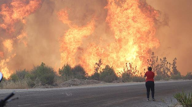 Son dakika... Ülke genelinde 111 yangın kontrol altına alındı