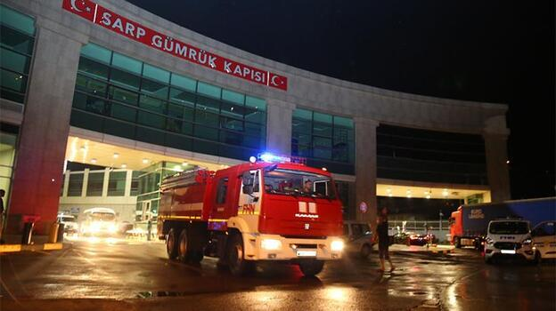Azerbaycan'dan Türkiye'ye orman yangınlarıyla mücadelede destek