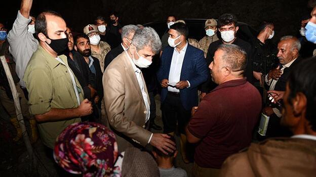 İçişleri Bakan Yardımcısı Muhterem İnce, Van'da incelemelerde bulundu