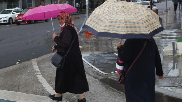 son dakika... Meteoroloji'den sıcak hava ve yağış uyarısı