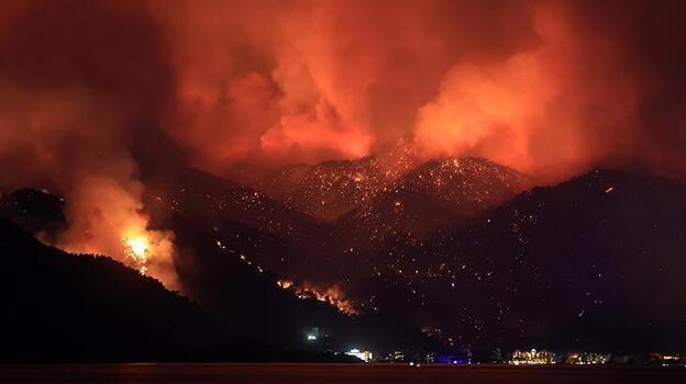 İsrail'den Türkiye'deki yangınlarda hayatını kaybedenler için taziye mesajı