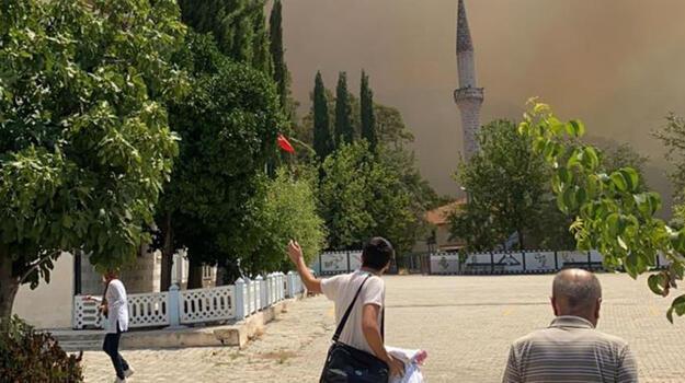 Son dakika... Isparta'da orman yangını! Müdahale devam ediyor