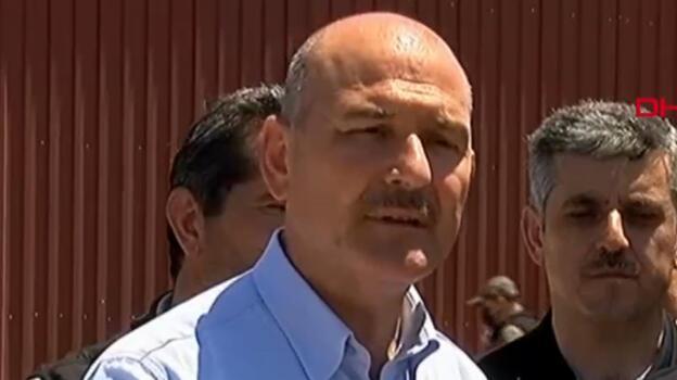 Son dakika... İçişleri Bakanı Soylu'dan yangın açıklaması: Yüzde 90'ı yalan