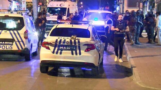 Camlardan uzak durun uyarısı yapıldı! İstanbul'da korku dolu anlar