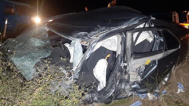 TIR'ın çarptığı otomobilin sürücüsü öldü