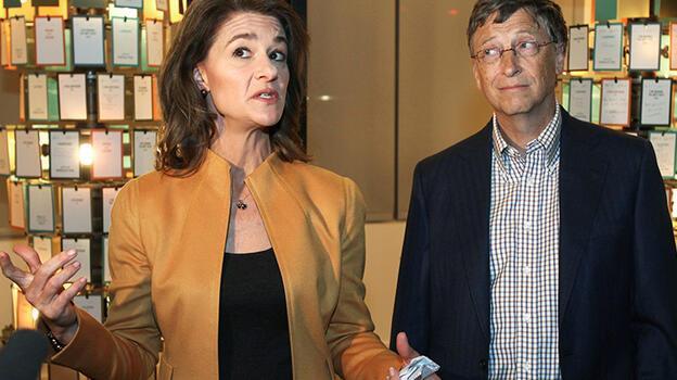 Melinda ve Bill Gates resmen boşandı: Serveti eşit paylaşacaklar