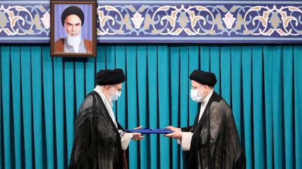 Reisi resmen İran Cumhurbaşkanı