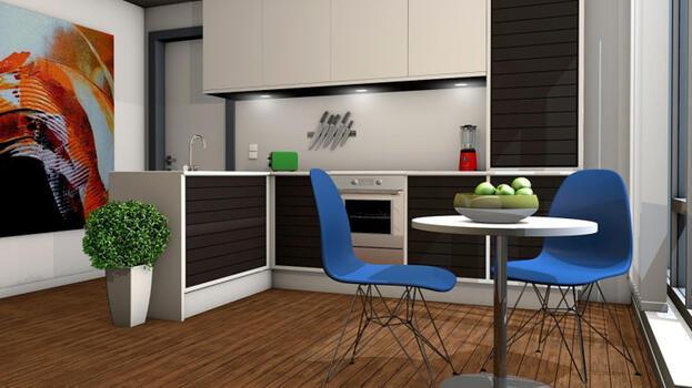 Mutfağınızın renklerini nasıl seçersiniz?