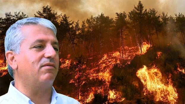 Profesörden yeni yangın uyarısı: Tetikleyici bir unsur bekleniyor