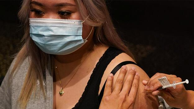 ABD, düşük gelirli 100 ülkeye aşı gönderecek