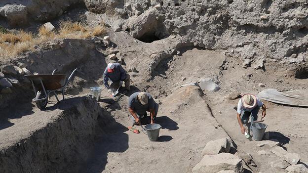 Tam 5 bin 500 yıllık! Bizans ve Selçuklu döneminden kalıntılar...