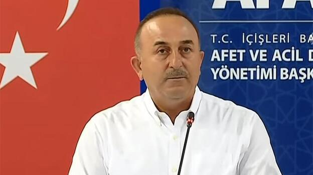 Bakan Çavuşoğlu son dakika açıkladı! 4 helikopter geliyor