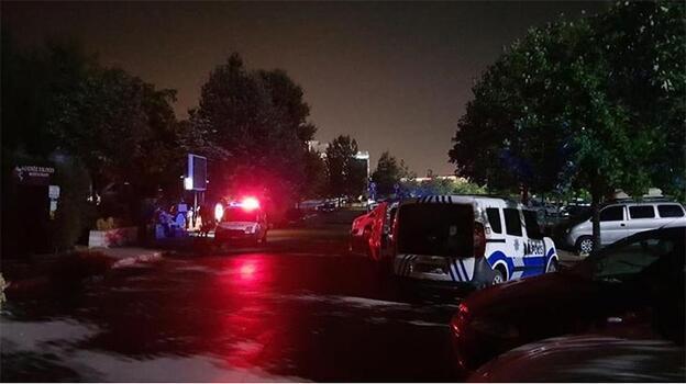 Restoranın ofisinde silahlı kavga: 1 ölü, 1 yaralı
