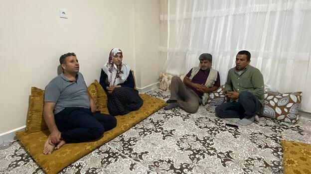 PKK'nın kaçırdığı oğluna kavuşan Biçer: Korkmayın, hakkınızı isteyin!