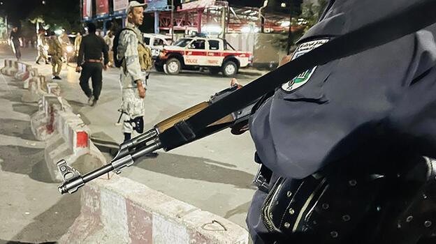 Afganistan'da Savunma Bakanı'nın evini hedef alan saldırıda 8 ölü