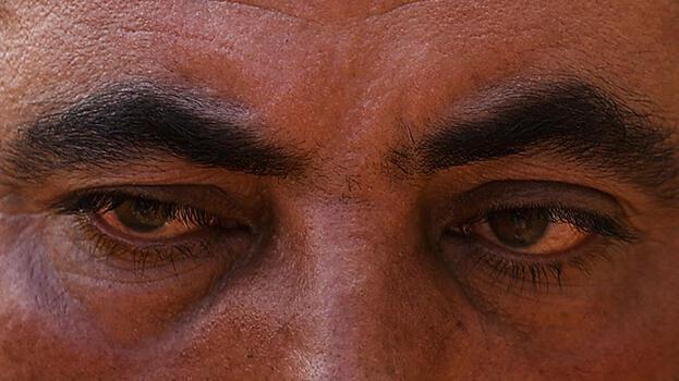 Bu gözler çok şey anlatıyor! 'Ömrümde böylesini görmedim'