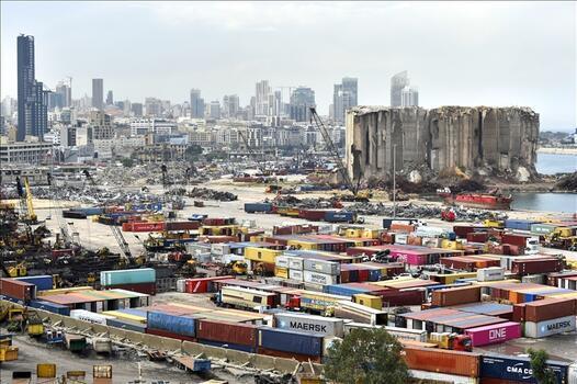 Lübnan, Beyrut patlasından 1 yıl sonra hala yaralarını saramadı