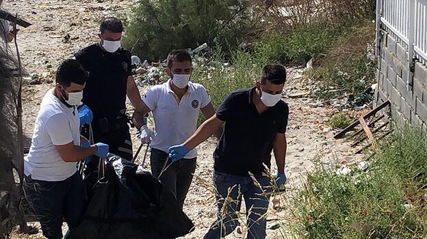 Avcılar sahilinde ceset bulundu