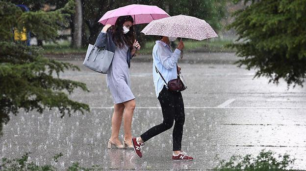 Son dakika: Meteoroloji'den beklenen haber! Yağış Cumartesi günü geliyor