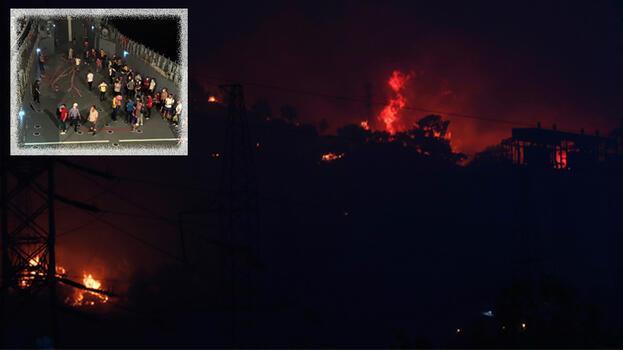 Son Dakika Haberleri: Yangın termik santrale ulaştı! Rahatlatan haber geldi