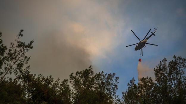 Son dakika... Hatay'daki orman yangını kontrol altına alındı