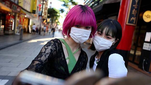 Tokyo'da en yüksek vaka sayısı tespit edildi