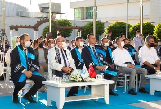 KAYÜ Safiye Çıkrıkçıoğlu MYO, mezunlarını verdi