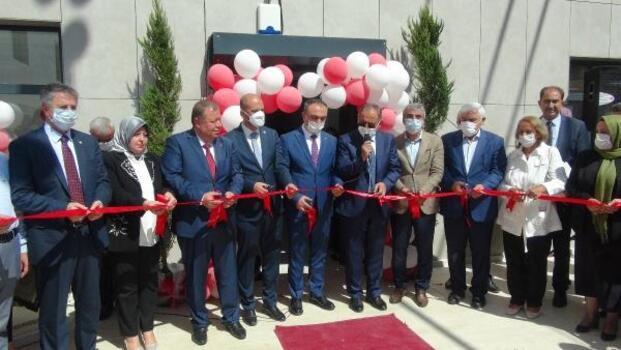 Kilis'te, Kuveyt Toplum Merkezinin açılışı yapıldı