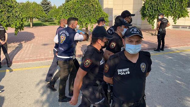 Konya'daki katliamda flaş gelişme! Adliyeye sevk edildi